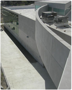 George Throop Company in Pasadena has produced specialty architectural concrete for many construction projects