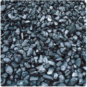 Image photo of Anthracite coal used in water filtration supplied by George Throop Company in Pasadena, CA