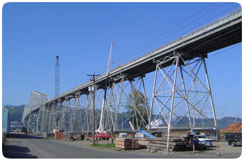 Image of bridge that used Rapid set Latex Modified Cement