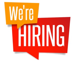 We are hiring in Pasadena at the Throop Company